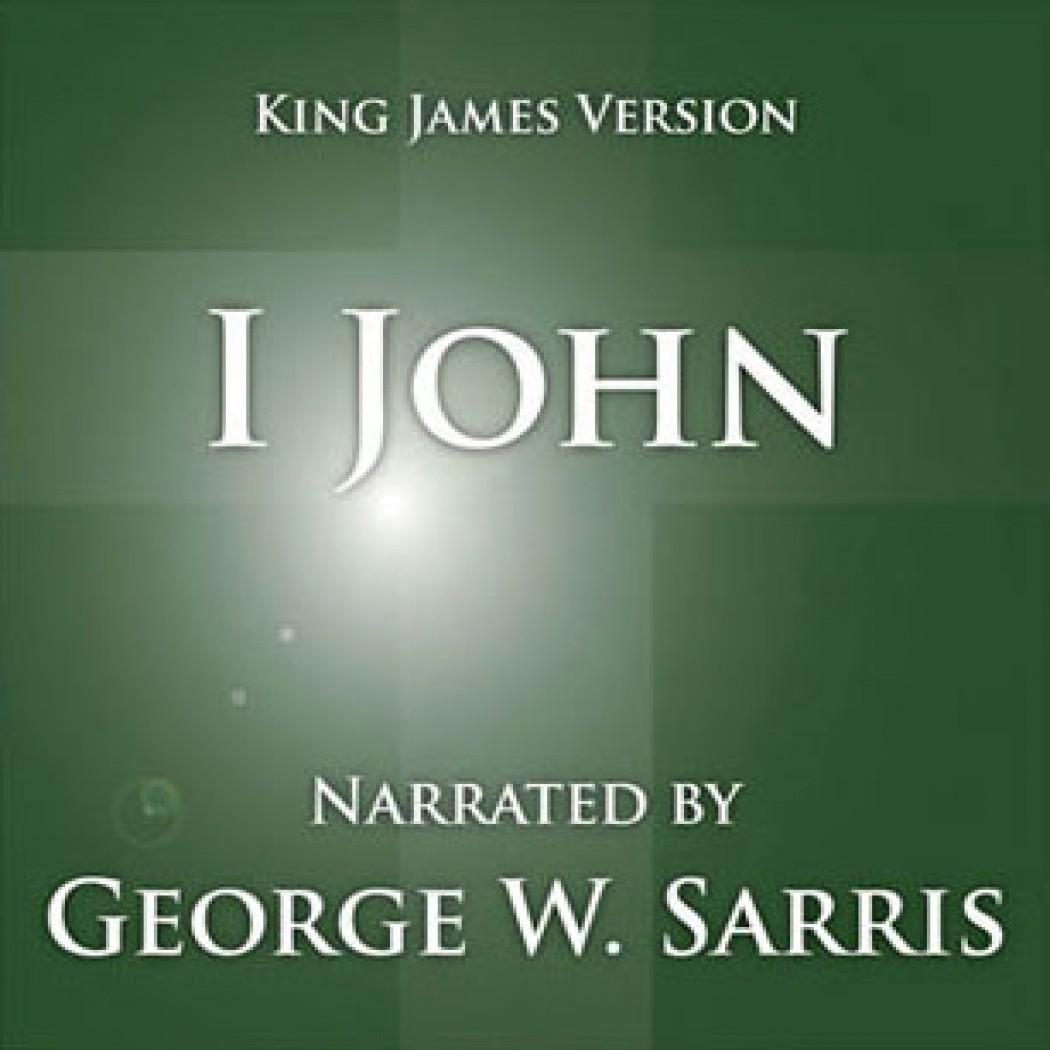 The Holy Bible - KJV: 1 John