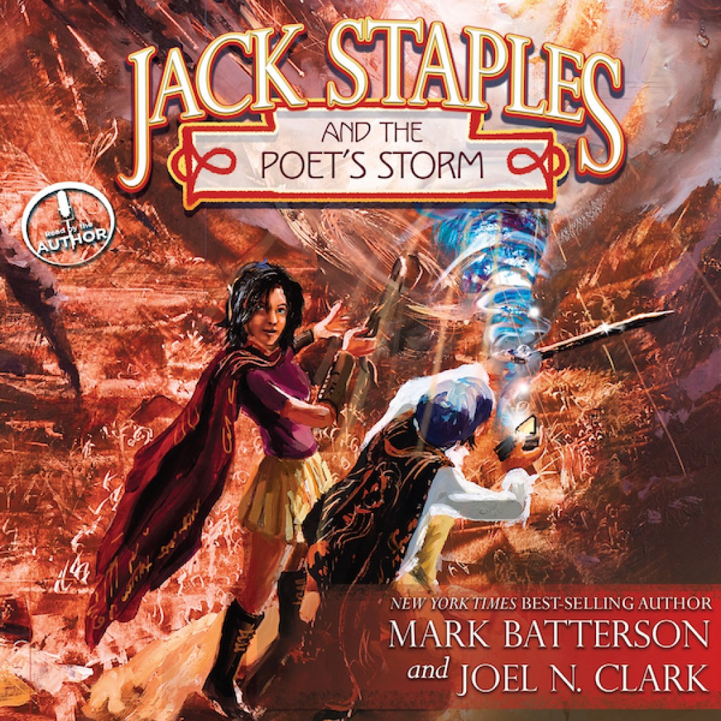 Jack Staples and the Poet's Storm