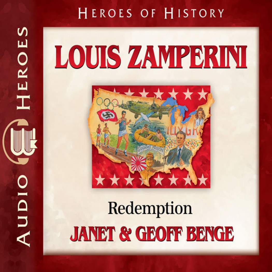 Louis Zamperini (Heroes of History)