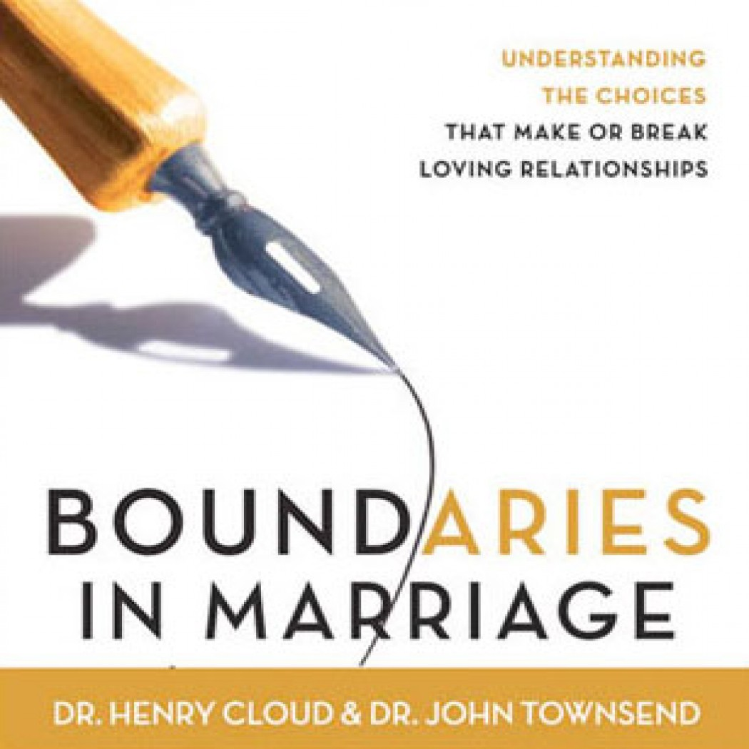 boundaries henry cloud and john townsend pdf