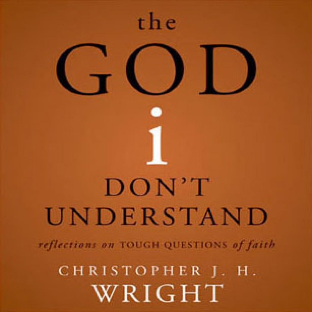 christopher jh wright essay Buy a cheap copy of knowing jesus through the old testament book by christopher jh wright knowing jesus through the old testament: rediscovering the roots of our.