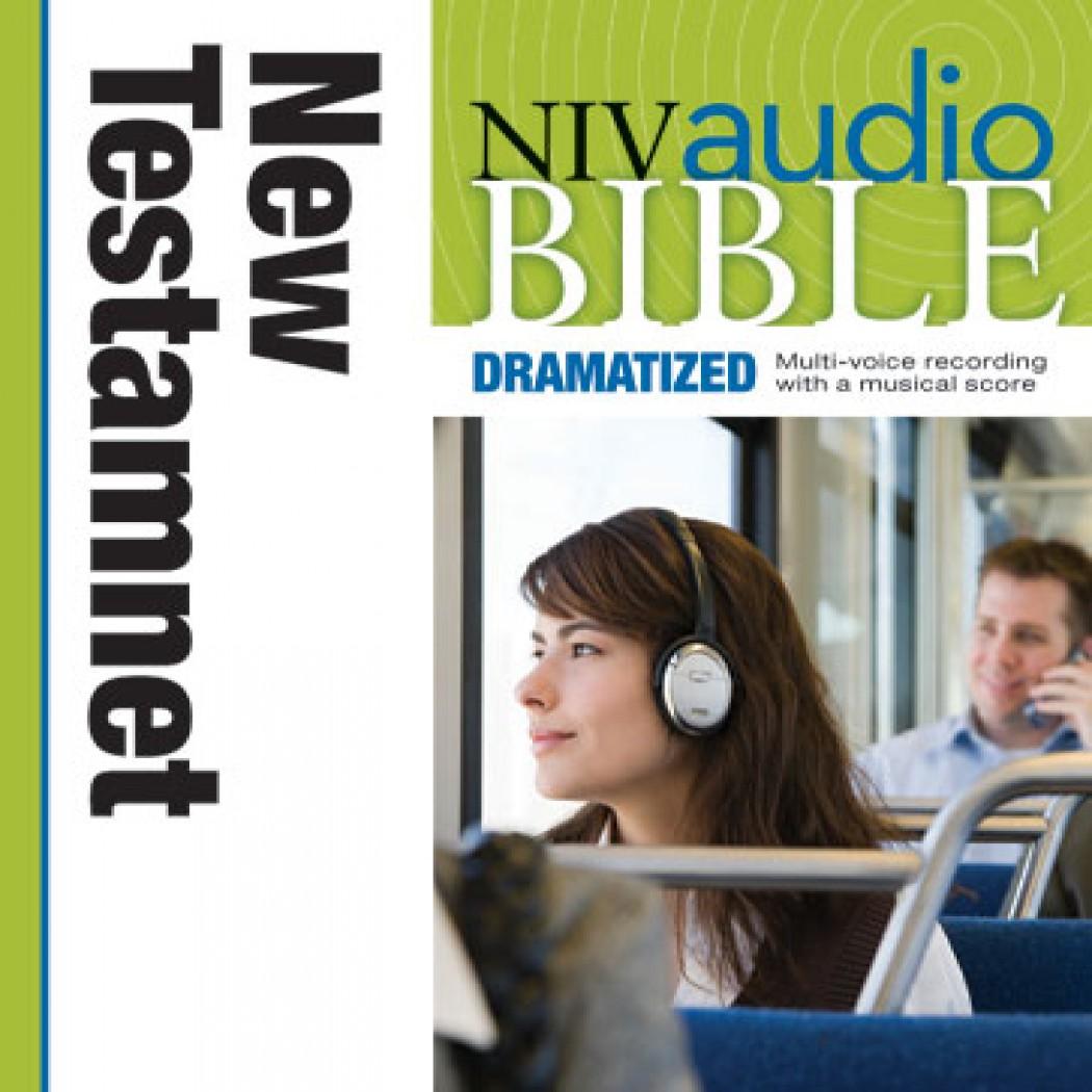 NIV Audio Bible, Dramatized: New Testament