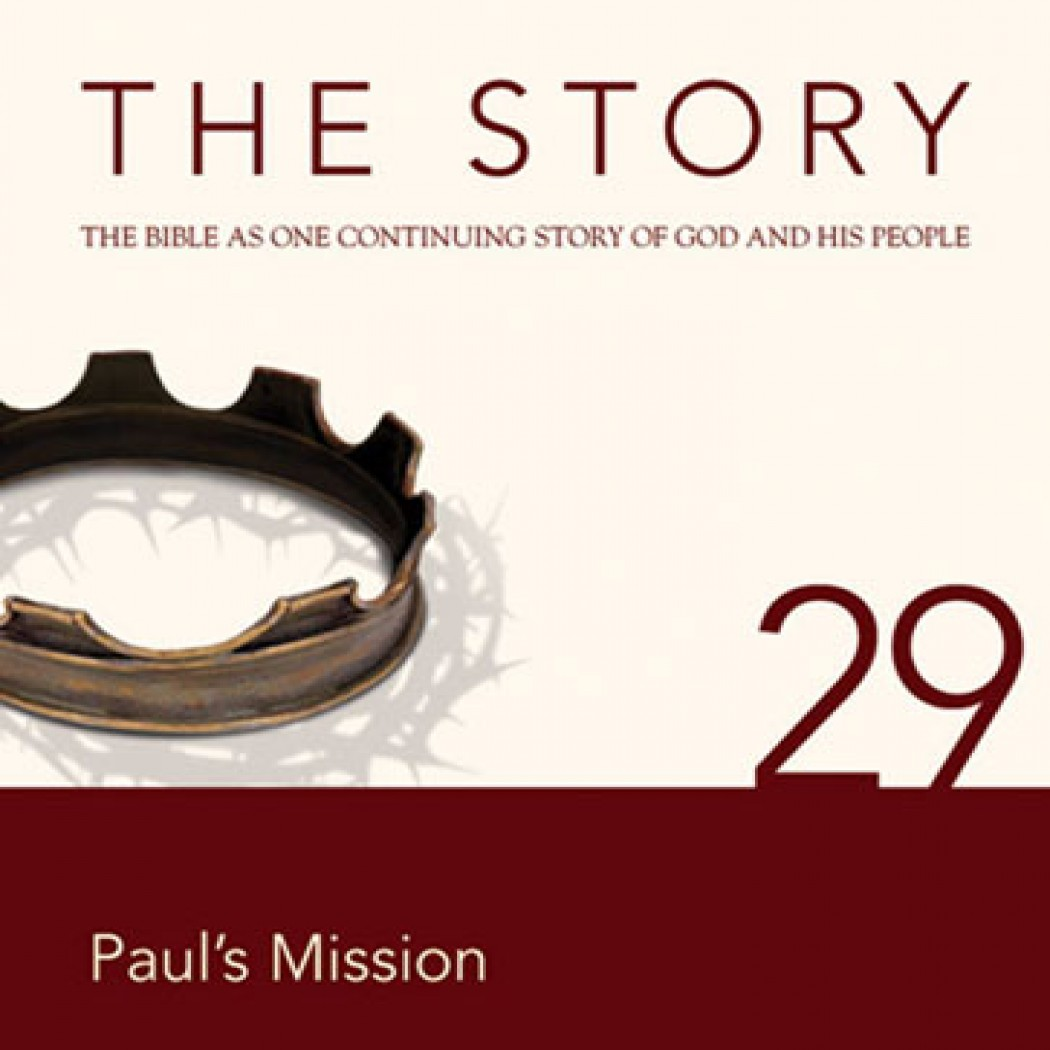 The Story Chapter 29 (NIV)