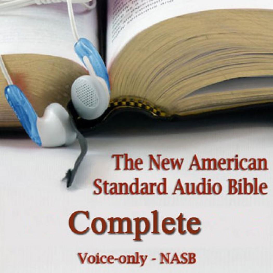 The New American Standard Audio Bible