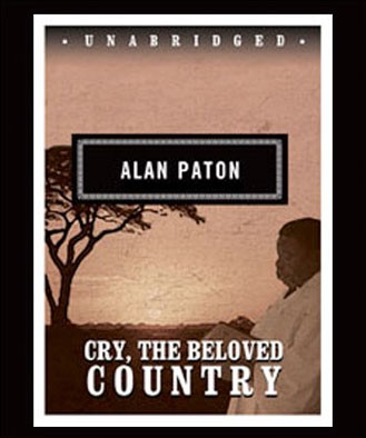 racial concerns cry beloved country alan paton Cry, the beloved country is the deeply moving story of the zulu pastor stephen kumalo and his son, absalom, set against the background of a land and a people riven by racial injustice remarkable for its lyricism, unforgettable for character and incident,cry, the beloved country is a classic work of love and hope, courage and endurance, born of.