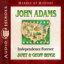 John Adams (Heroes of History)