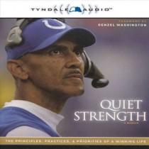 Quiet Strength: A Memoir