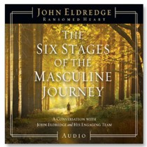 The Six Stages of the Masculine Journey