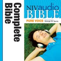 NIV Audio Bible Pure Voice Complete