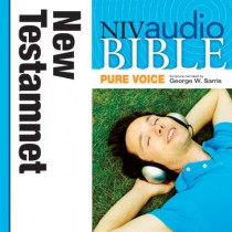 Pure Voice, NIV Audio Bible: New Testament (George Sarris)
