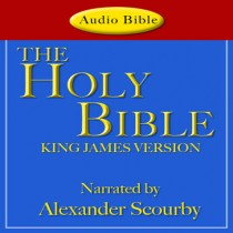 Scourby Holy Bible - King James Version