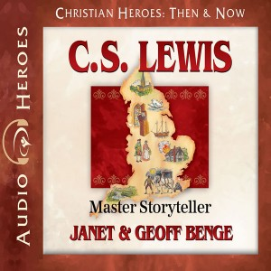 C.S. Lewis (Christian Heroes: Then & Now)
