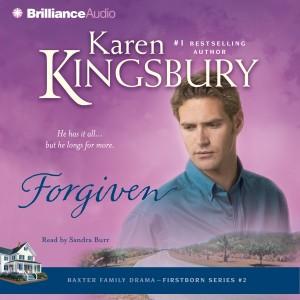 Forgiven (Firstborn Series, Book #2)