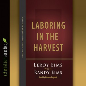 Laboring in the Harvest