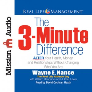The 3-Minute Difference