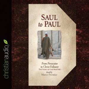 Saul to Paul