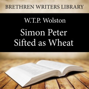 Simon Peter - Sifted as Wheat
