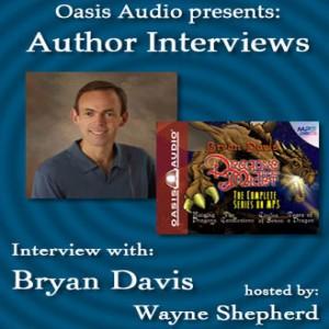 Author Interview with Bryan Davis