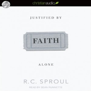 Justified by Faith Alone