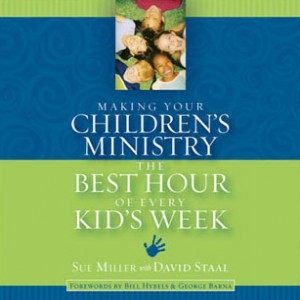 Making Your Children's Ministry the Best Hour of Every Kid's Wee