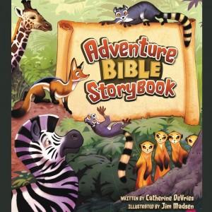 Adventure Bible Storybook
