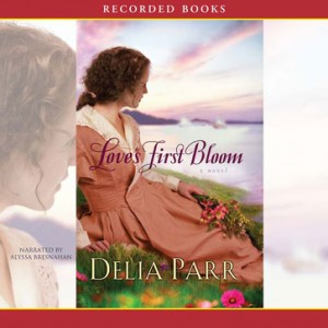 Love's First Bloom (Hearts Along the River Series, Book #2)