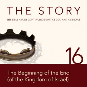 The Story Chapter 16 (NIV)