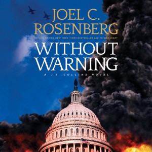 Without Warning (J. B. Collins Series, Book #3)