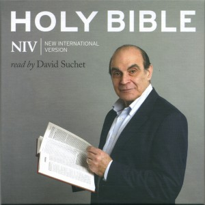 NIV Audio Bible: The New Testament
