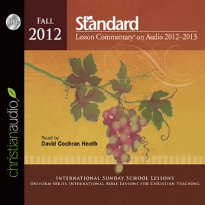 Standard Lesson Commentary: Fall 2012