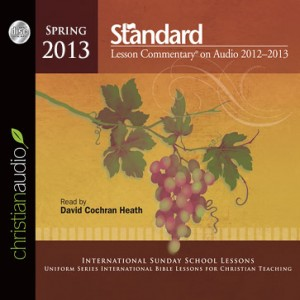 Standard Lesson Commentary: Spring 2013