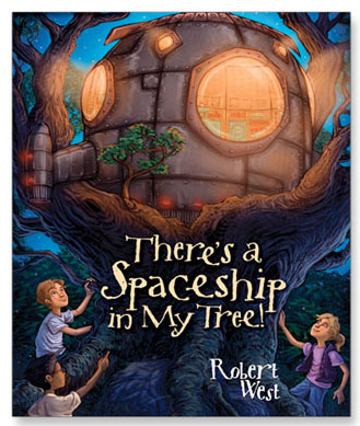 There's a Spaceship in My Tree (The Star-Fighters of Murphy Street, Episode #1)