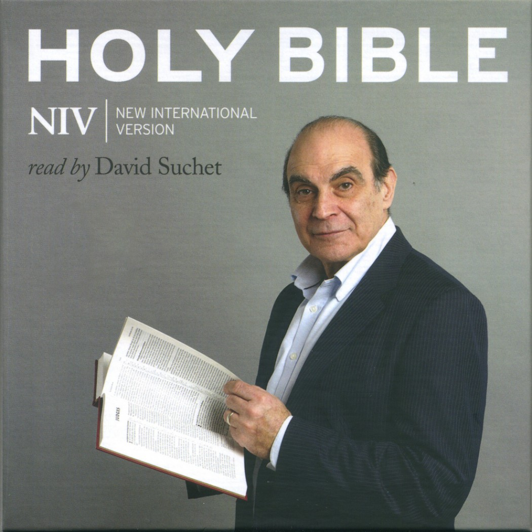 Complete NIV Audio Bible
