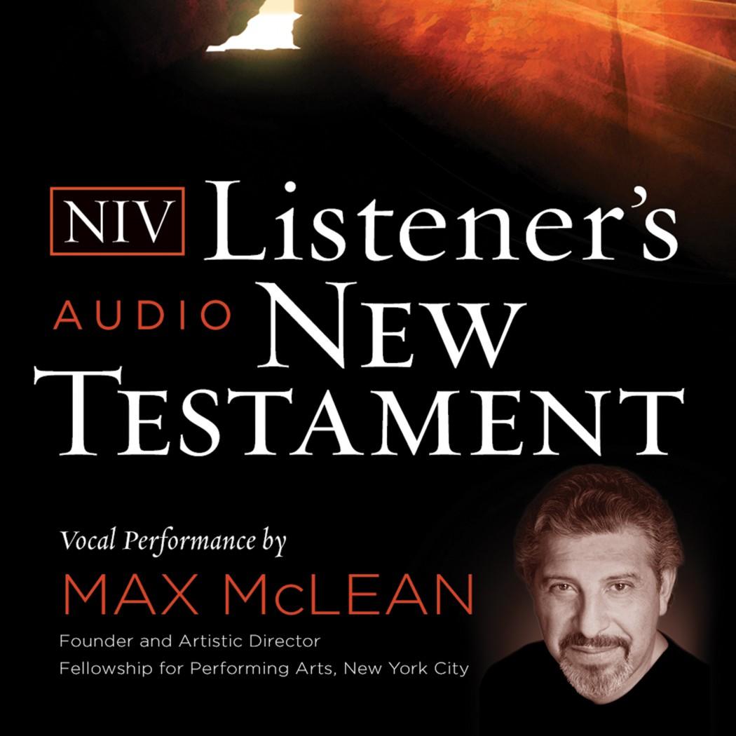 The NIV Listener's Audio Bible: New Testament