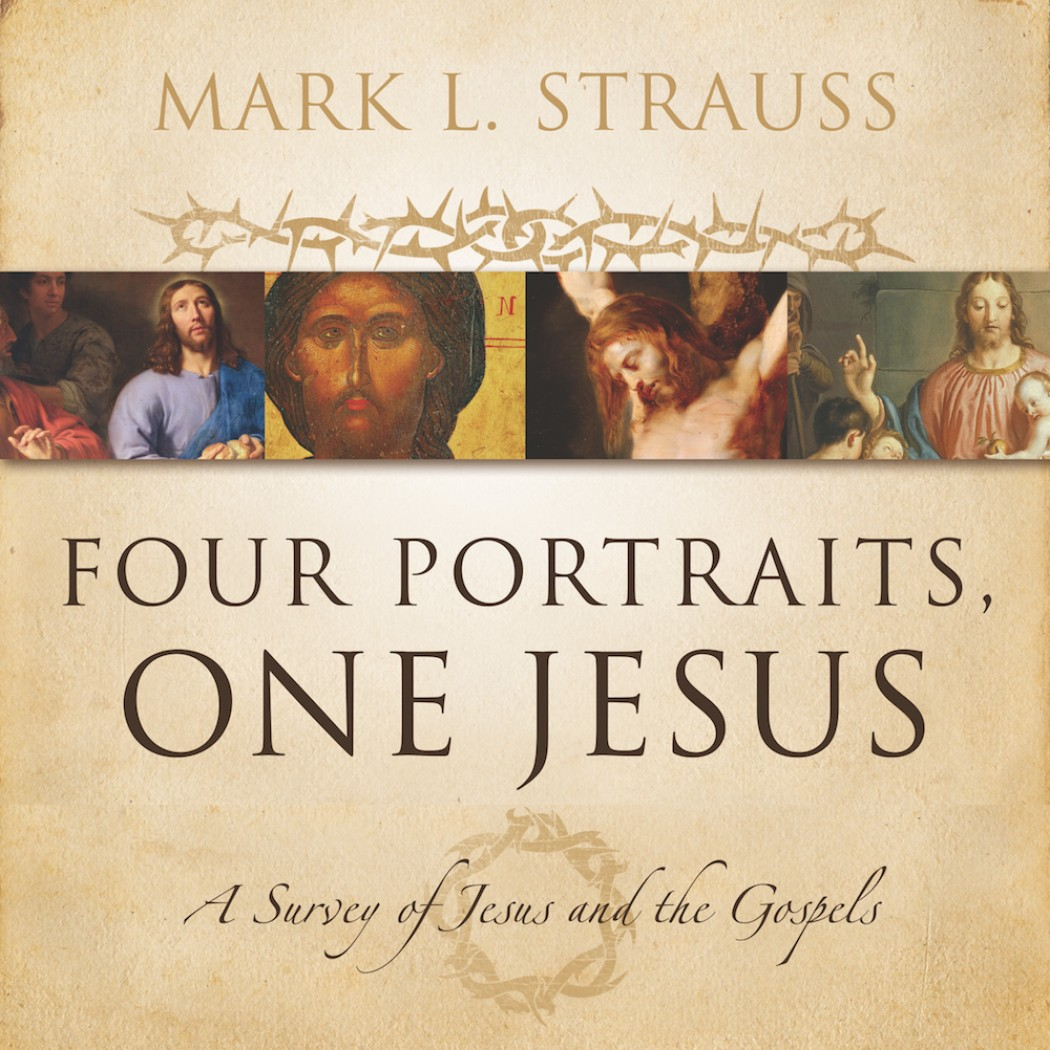 Four Portraits, One Jesus (Audio Lectures)