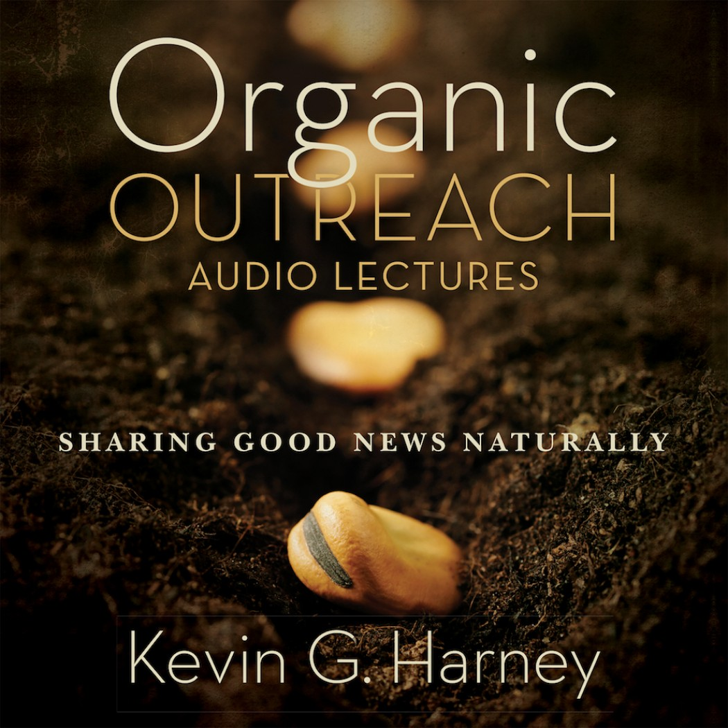 Organic Outreach (Audio Lectures)