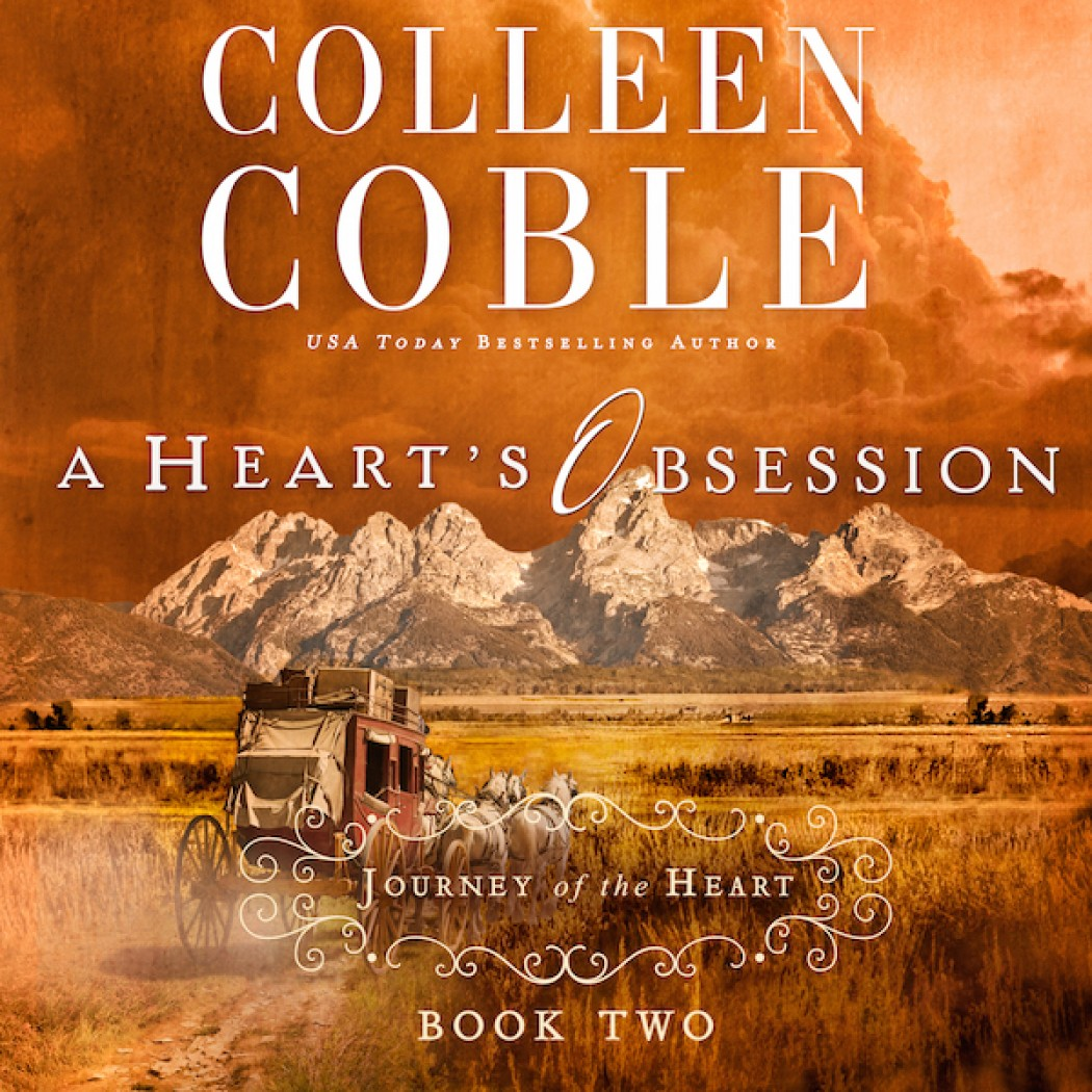 A Heart's Obsession (A Journey of the Heart Collection, Book #2)