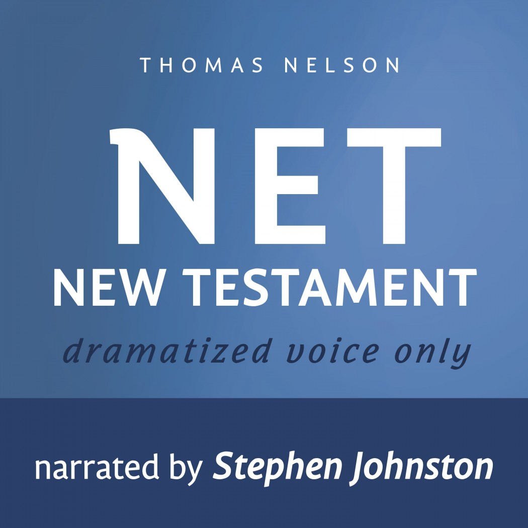 Audio Bible - New English Translation, NET: New Testament