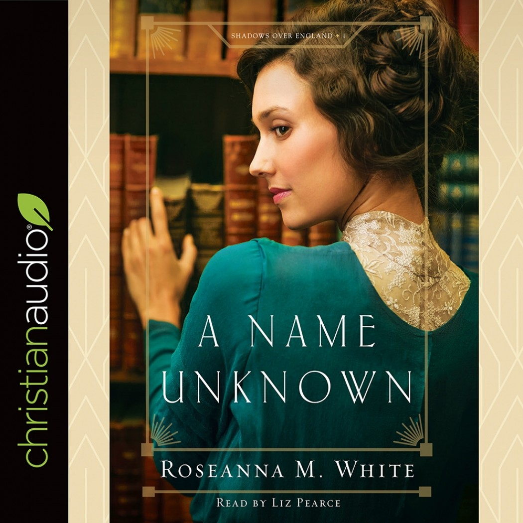 A Name Unknown (Shadows Over England, Book #1)