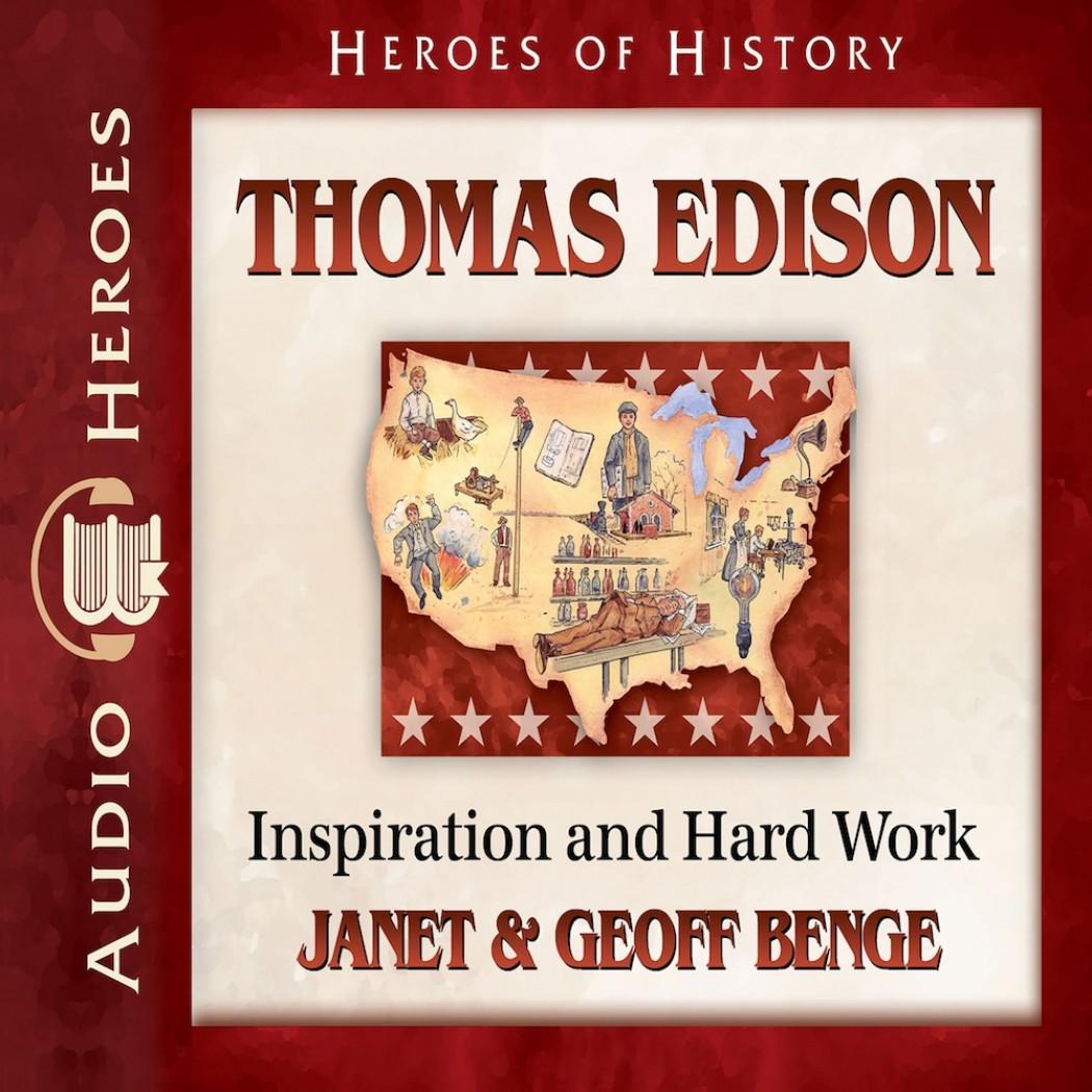 Thomas Edison (Heroes of History Series)