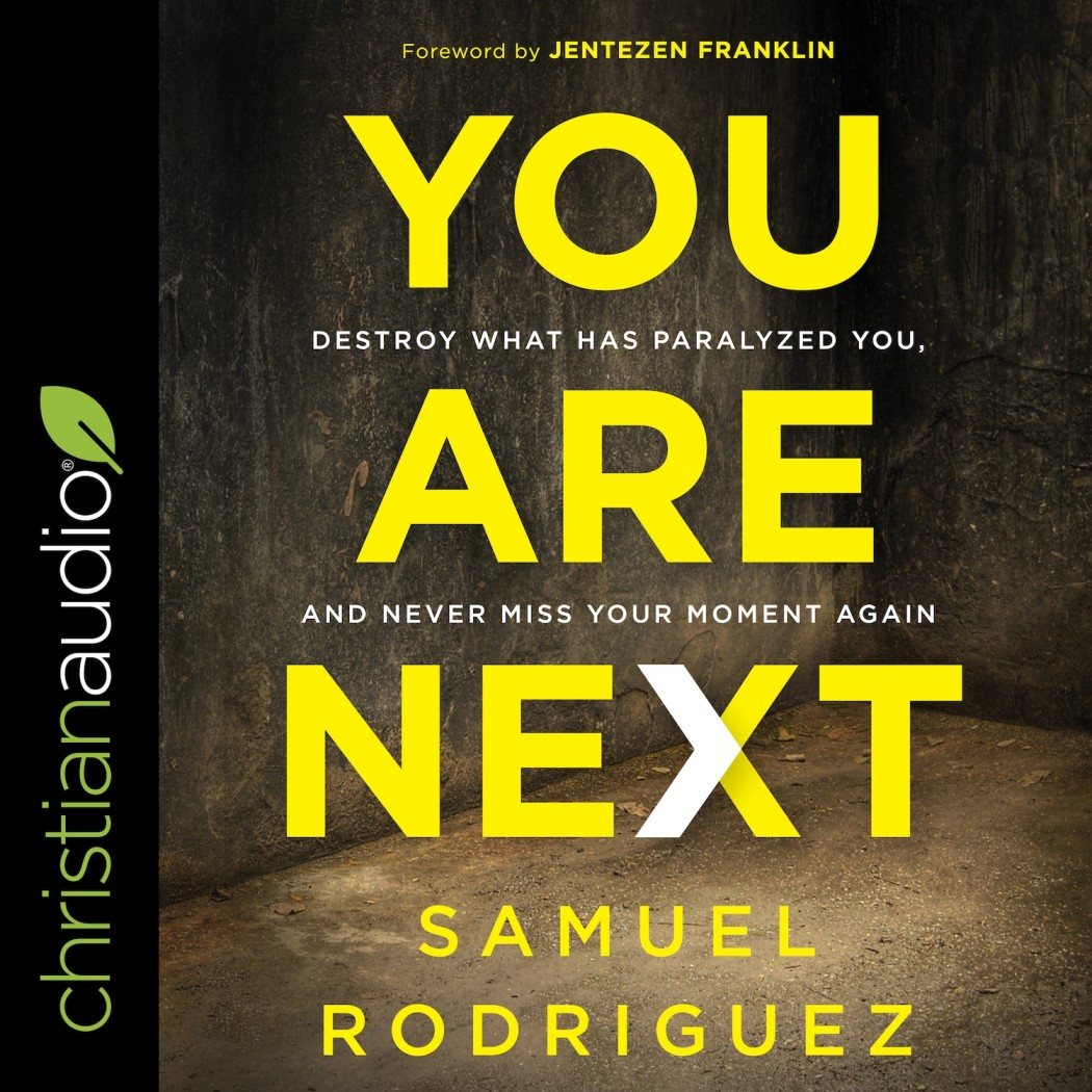 You Are Next: Destroy What Has Paralyzed You, and Never Miss Your Moment Again