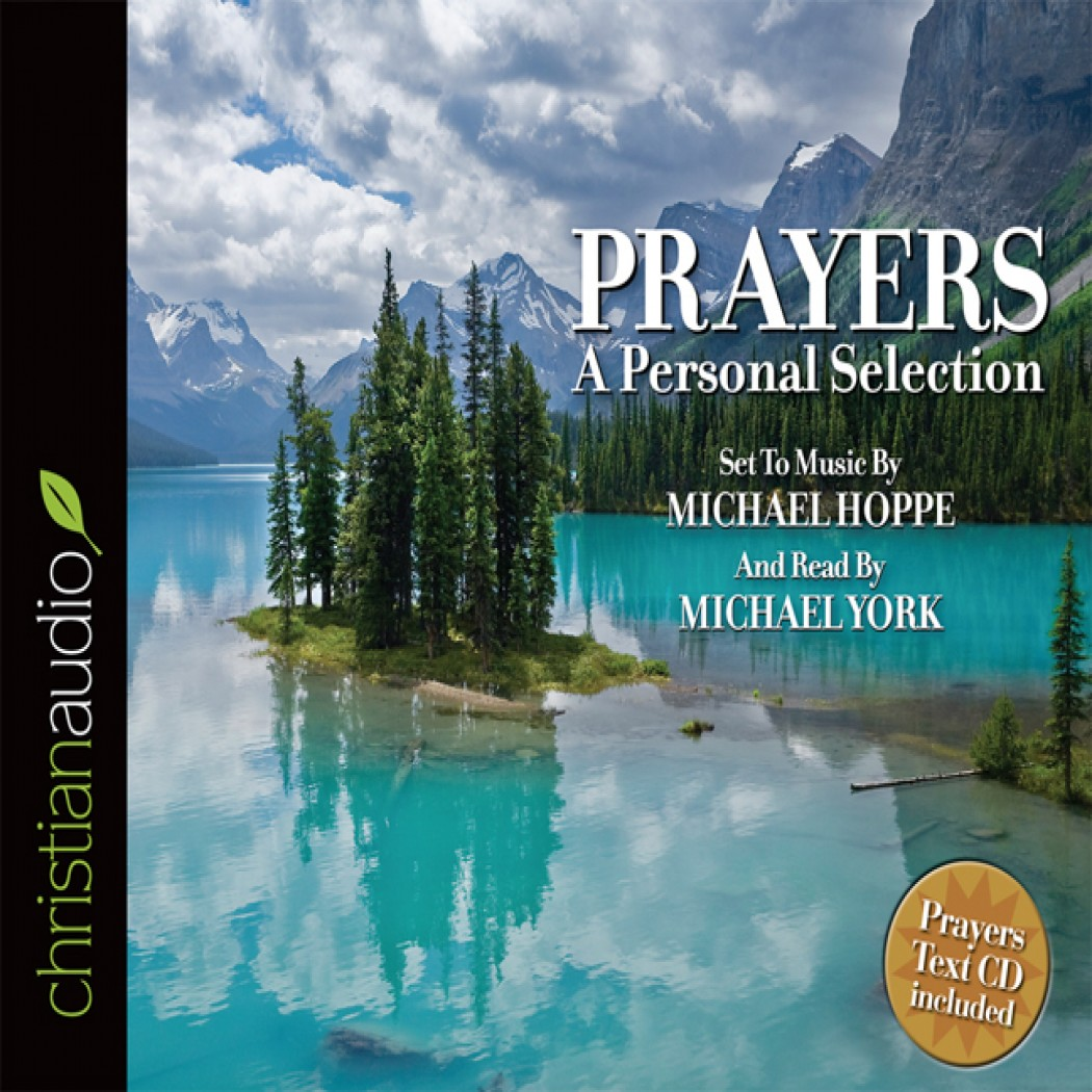 Prayers: A Personal Selection