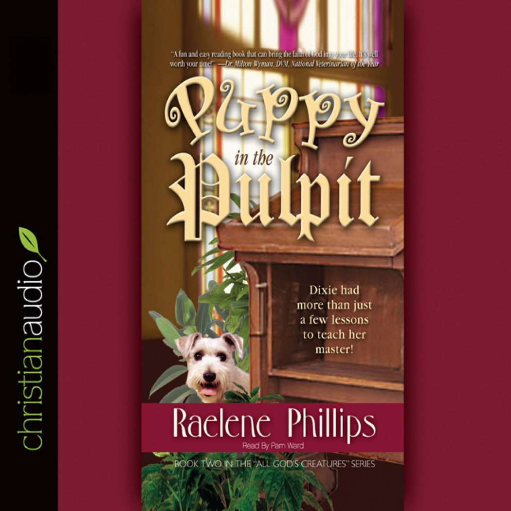The Puppy in the Pulpit
