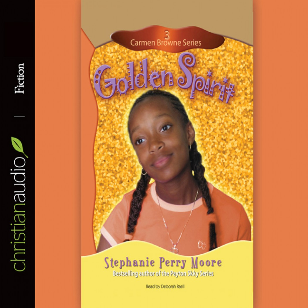 Golden Spirit (Carmen Browne Series, Volume #3)