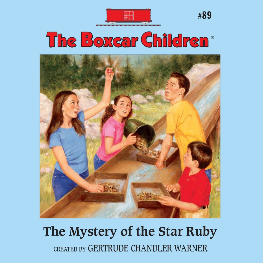 The Mystery of the Star Ruby