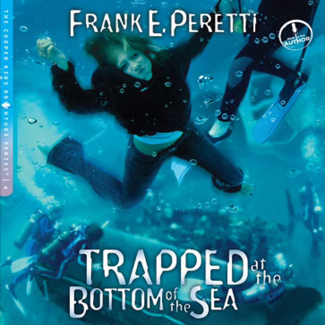 Trapped at the Bottom of the Sea (The Cooper Kids Adventure Series, Book #4)