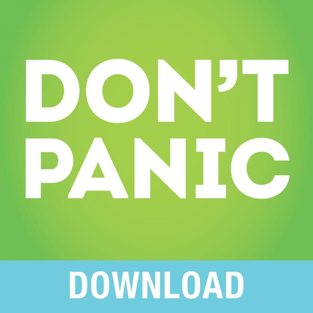 Don't Panic! Teaching Series