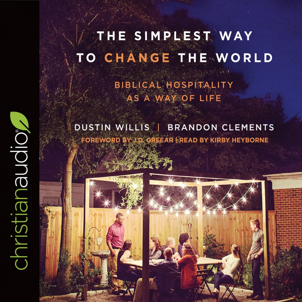 The Simplest Way to Change the World