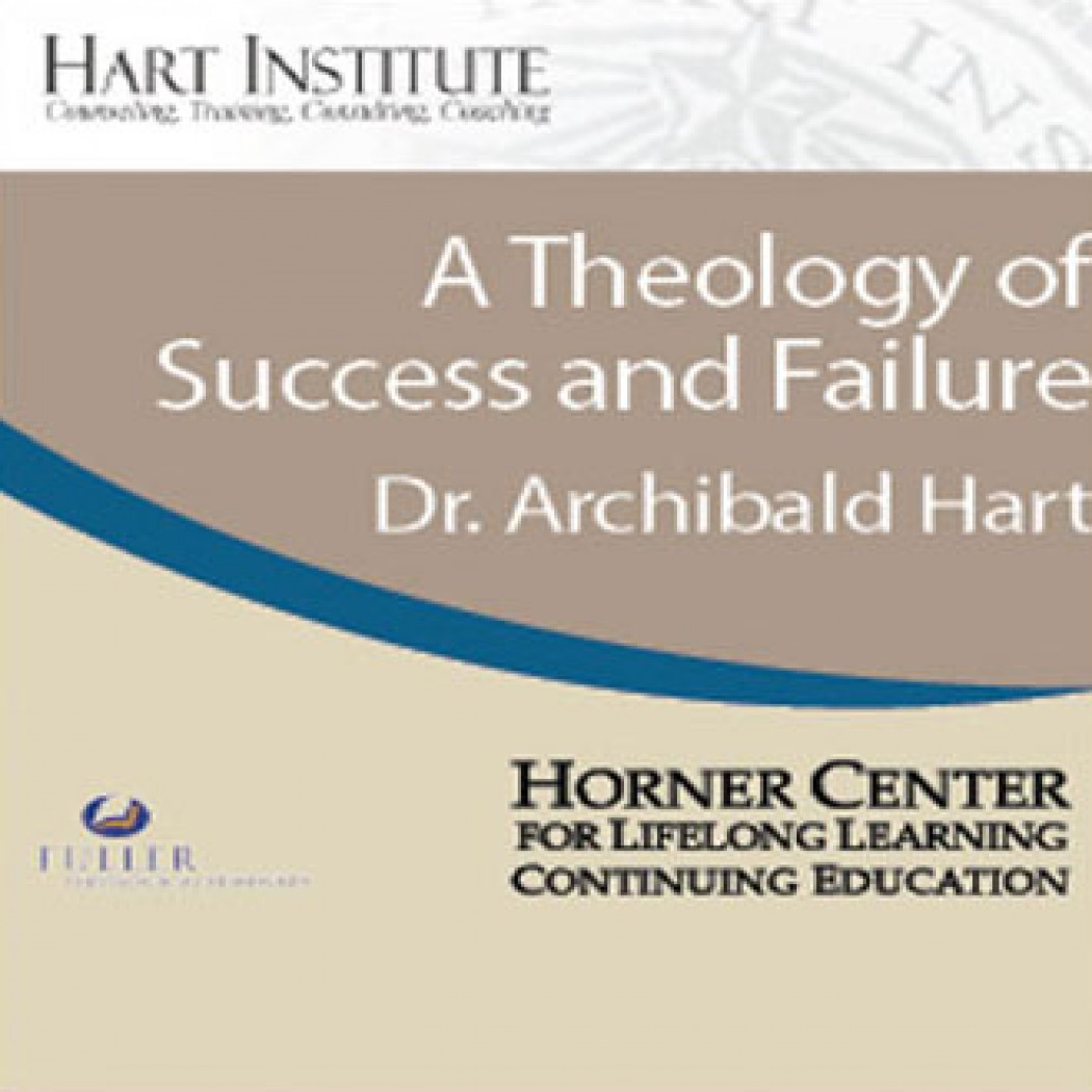 A Theology for Success and Failure