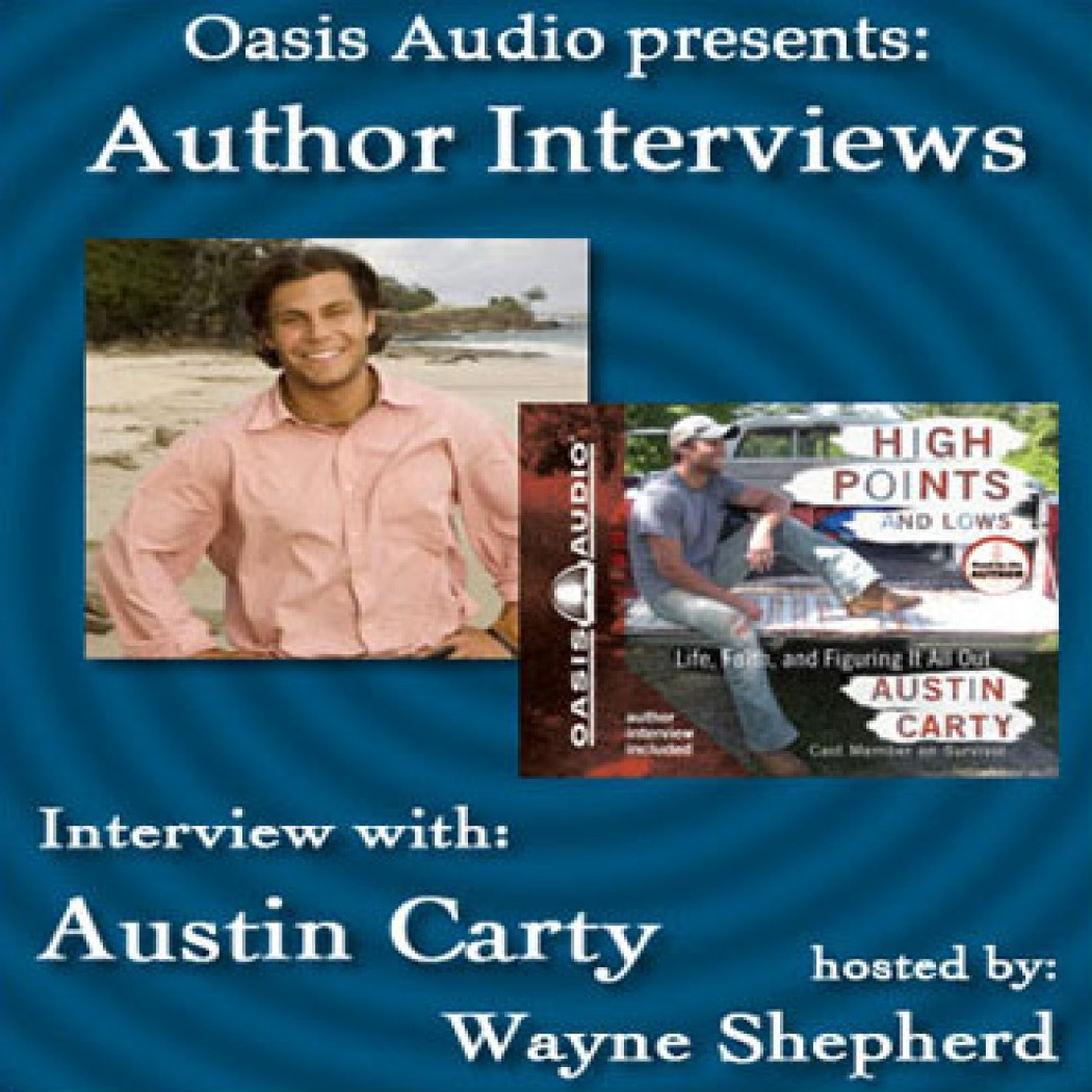 Author Interview with Austin Carty